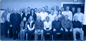 Group photo of Westlund employees