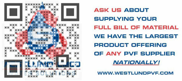 QR code for Westlund website
